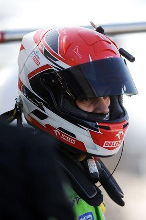 #14 Inter Europol Competition Ligier JS P320 - Nissan: Mateusz Kaprzyk