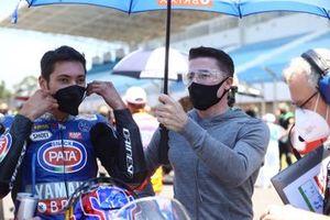 Toprak Razgatlioglu, PATA Yamaha WorldSBK Team, James Toseland