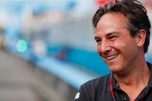 Jamie Reigle, CEO of Formula E
