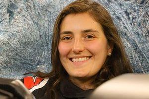 Tatiana Calderón, A.J. Foyt Enterprises