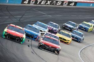 William Byron, Hendrick Motorsports, Chevrolet Camaro Axalta, Christopher Bell, Joe Gibbs Racing, Toyota Camry Craftsman
