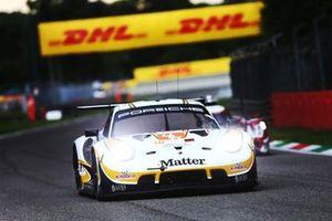 #46 Team Project 1 Porsche 911 RSR - 19: Dennis Olsen, Anders Buchardt, Maxwell Root