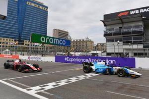 Richard Verschoor, MP Motorsport, Marino Sato, Trident