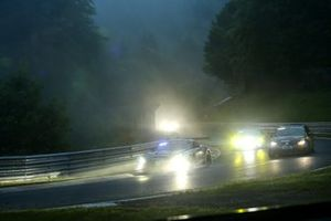 #9 GetSpeed Mercedes-AMG GT3: Janine Shoffner, Moritz Kranz, Markus Palttala, Maxime Soulet