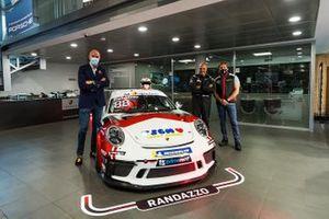 Auto di Piergiacomo Randazzo, AB Racing