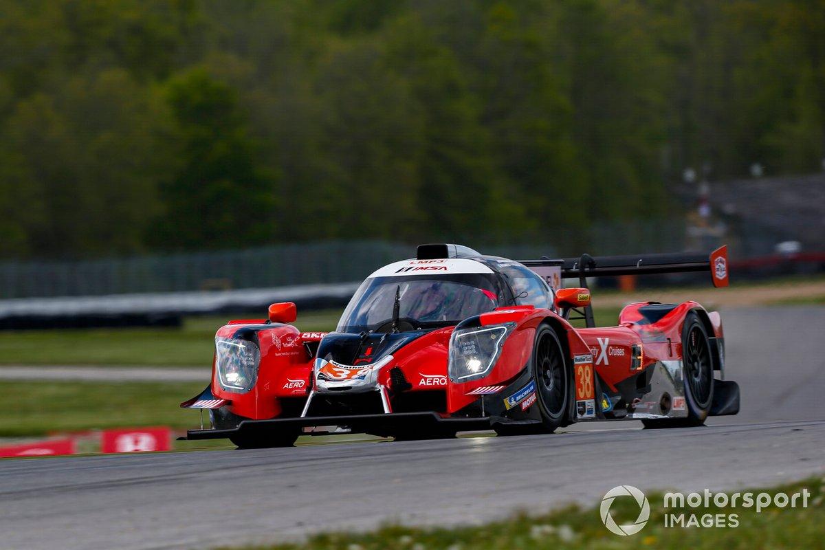 #38: Performance Tech Motorsports Ligier JS P320, LMP3: Dan Goldburg, Rasmus Lindh