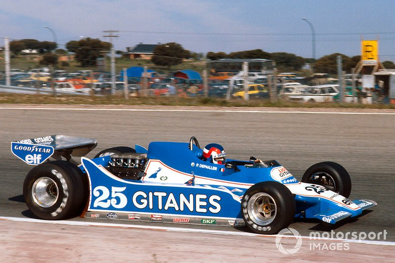 1979 Patrick Depailler, Ligier