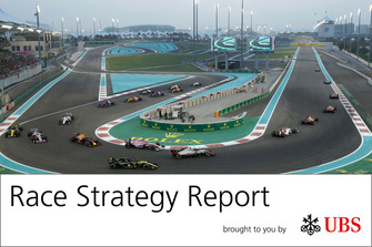 James Allen Race Strategy Report - Abu Dhabi GP