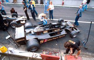 La Lotus 79 Ford di Mario Andretti