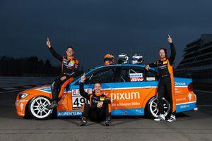 Champions 2018, #490 BMW 325i e90: Christopher Rink, Danny Brink, Phillipp Leisen