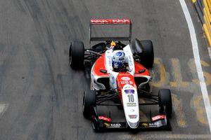 Ральф Арон, SJM Theodore Racing by PREMA