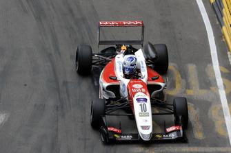 Ralf Aron, SJM Theodore Racing by PREMA