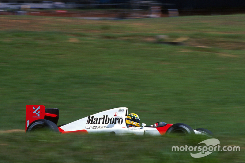 GP de Brasil 1992