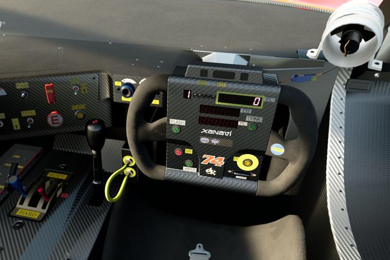 Nissan XANAVI NISMO GT-R '08 (Гр. 2)