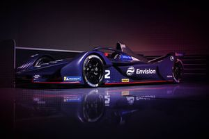 Virgin Racing Gen2 Formula E car