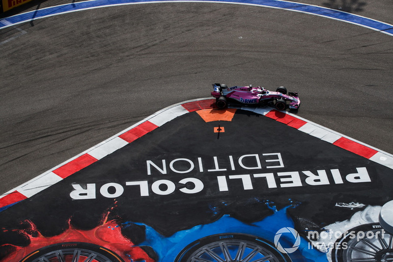La carrera 150, GP de Rusia 2018