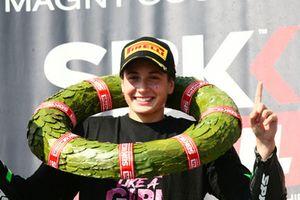 Ana Carrasco devient Championne du monde