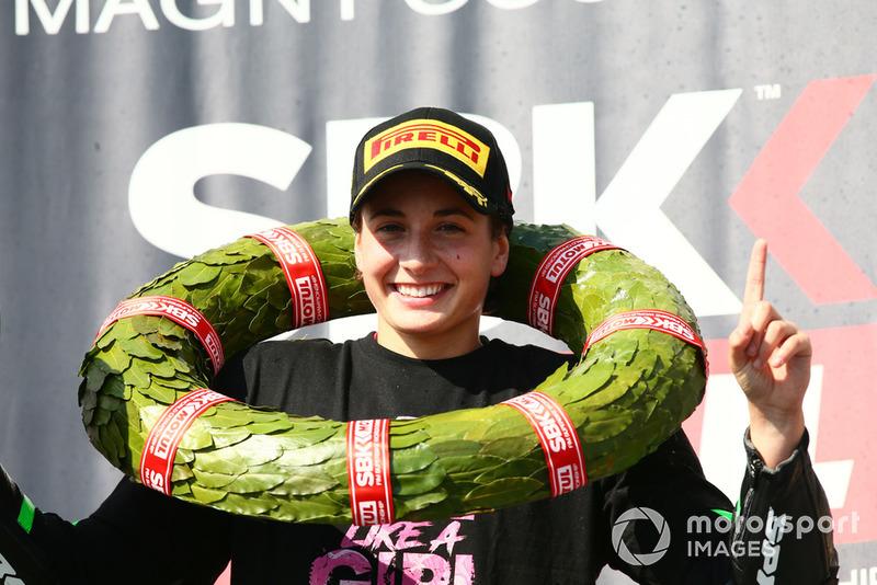 Ana Carrasco se convierte en campeona mundial