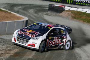 Cyril Raymond, Peugeot
