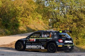 Rudy Michelini, Michele Perna, Skoda Fabia R5