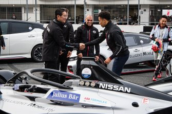 Nissan Formula E Demo