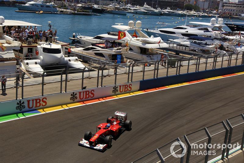 2012 Fernando Alonso, Ferrari (Valencia)