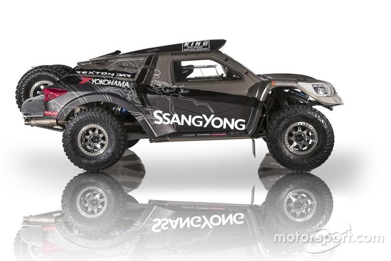 SsangYong Rexton DKR