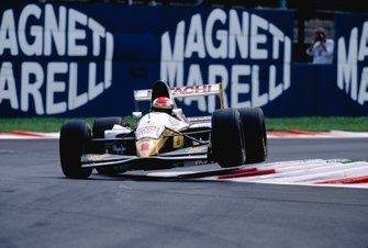 Johnny Herbert, Lotus 109