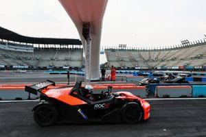 ROC Mexico competitors practice