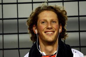 Romain Grosjean, Renault F1 Team inicios