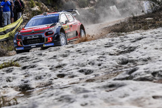 Khalid Al Qassimi, Chris Patterson, Citroën World Rally Team Citroën C3 WRC