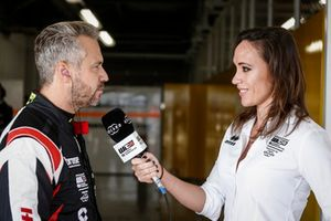 Tiago Monteiro, Boutsen Ginion Racing Honda Civic Type R TCR at the TV-Interview
