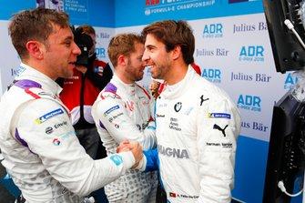 Robin Frijns, Envision Virgin Racing en Antonio Felix da Costa, BMW I Andretti Motorsports
