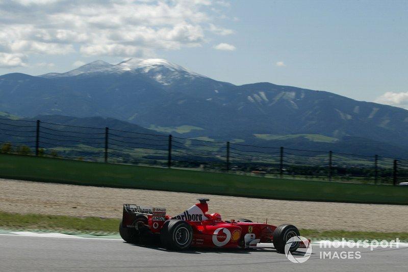 #67 GP d'Autriche 2003