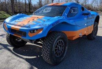 CR6 Race Car