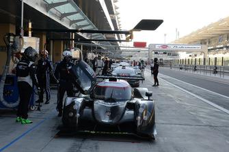 #7 Scuderia Villorba Corse Ligier JS P3: Mauro Calamia, Roberto Pampanini, Nicolas Stuerzinger, Stefano Monaco