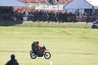 Johann Zarco, Monster Yamaha Tech 3, dopo la caduta
