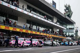 Michael Ammermüller, Thomas Preining, BWT Lechner Racing, Zaid Ashkanani, MRS GT-Racing