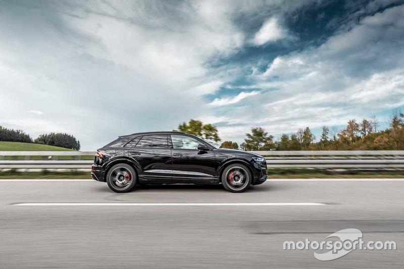 Audi Q8 від тюнінг-ательє ABT