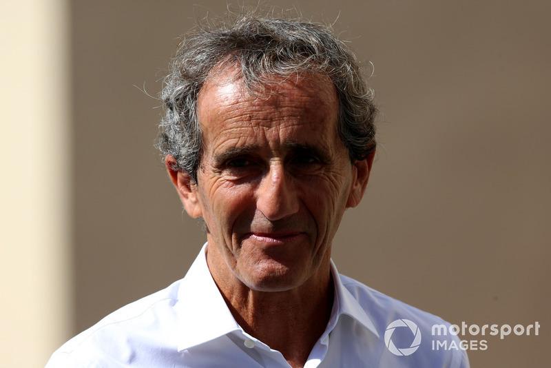 Alain Prost, St. Etienne