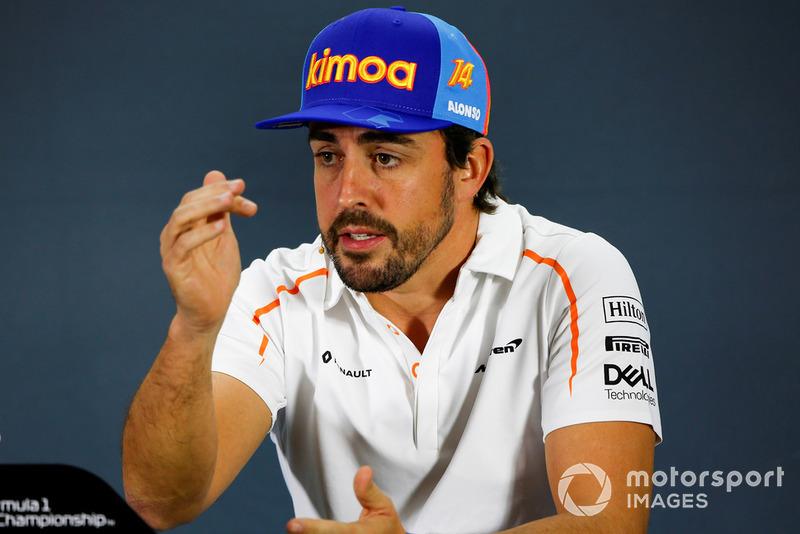 4. Фернандо Алонсо, McLaren – 103 очка (поднялся на две позиции)