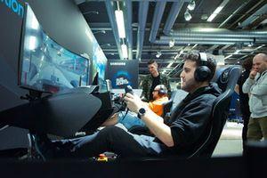 Javier Guerra, jefe de equipo de Williams eSports