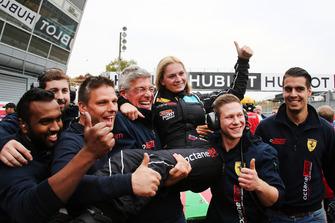 Fabienne Wohlwend, Octane 126, wint de Trofeo Pirelli AM