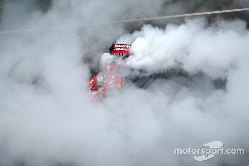 Esibizione Ferrari F60