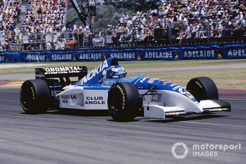 Tyrrell 023 (1995)