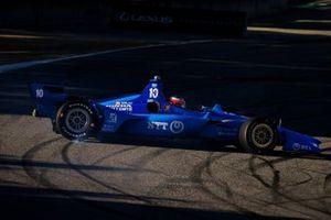 Dreher: Felix Rosenqvist, Chip Ganassi Racing Honda