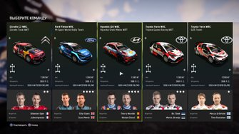 Скриншот WRC 8