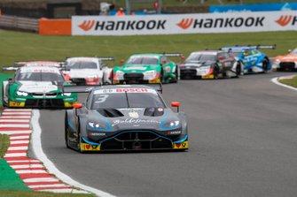 Paul Di Resta, R-Motorsport, Aston Martin Vantage AMR leads