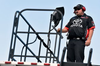 Ryan Fugle, Christian Eckes, Kyle Busch Motorsports, Toyota Tundra SiriusXM