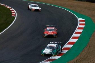 Marco Wittmann, BMW Team RMG, BMW M4 DTM, Loic Duval, Audi Sport Team Phoenix, Audi RS 5 DTM, René Rast, Audi Sport Team Rosberg, Audi RS 5 DTM